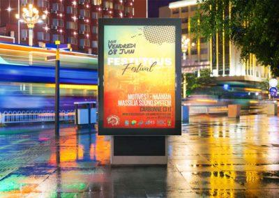 Affiche du Festival Festi'Tous 2018.