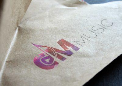 Logo du Label de Musique Chèvre Miel.