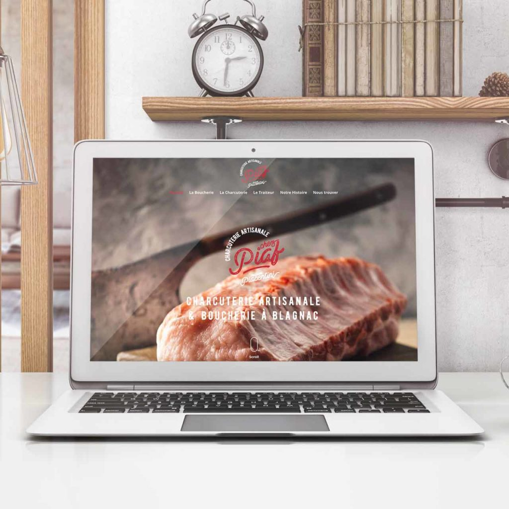 Site Web Maison Piacentini